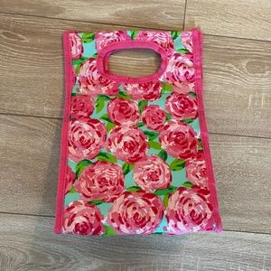 Lilly Pulitzer 'First Impressions' Lunchbox EUC